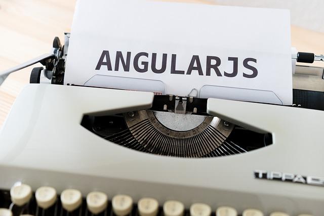 AngularJS : une plateforme de développement à maîtriser